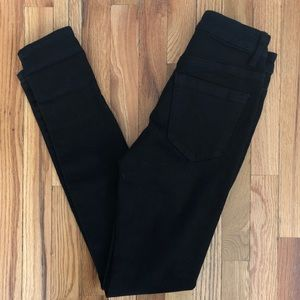 NWT F21 Black Skinny Jeans
